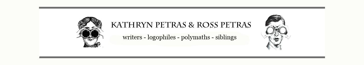 Kathryn Petras & Ross Petras